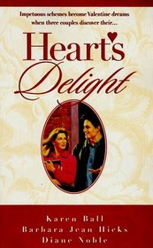 Heart's Delight - Valentine Anthology (Palisades Pure Romance)