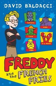 Freddy and the French Fries: Fries Alive