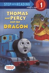Thomas and Percy and the Dragon (Step into Reading)