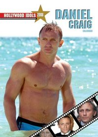 Daniel Craig Calendar 2008