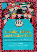 Candles, cakes, and donkey tails: Birthday symbols and celebrations