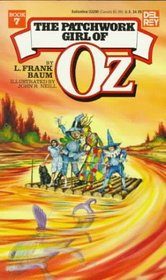 Patchwork Girl of Oz (Oz and Related Stories)