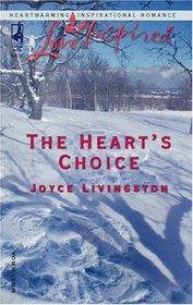 The Heart's Choice (Love Inspired)