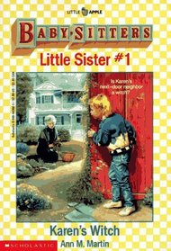 Karen's Witch (Baby-Sitters Little Sister, Bk 1)