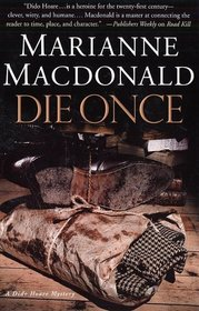 Die Once: A Dido Hoare Mystery