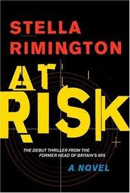 At Risk (Liz Carlyle, Bk 1)