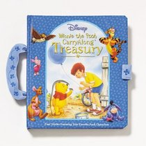 Disney Winnie The Pooh Carry Along Treasury (Carry Along Books)