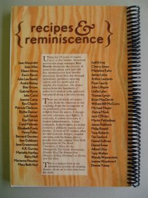 recipes & reminiscence (Broadway Cares: Equity Fights Aids)