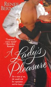 A Lady's Pleasure (Mistress Trilogy, Bk 1)