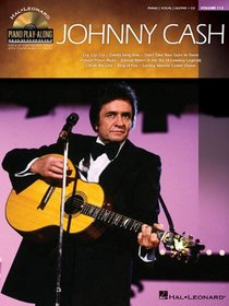 Johnny Cash - Piano Play-Along Volume 112 (Cd/Pkg)