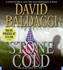 Stone Cold (Camel Club, Bk 3) (Audio CD) (Abridged)