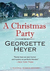 A Christmas Party (aka Envious Casca) (Inspector Hemingway, Bk 2)