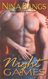 Night Games (Love Spell Timeswept Romance)