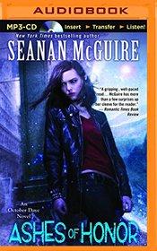 Ashes of Honor: An October Daye Novel (October Daye Series)