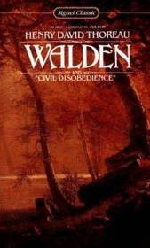 Walden (and Civil Disobedience)