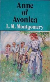 Anne of Avonlea (Anne of Green Gables, Bk 2)