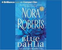 Blue Dahlia (In the Garden, Bk 1) (Audio CD) (Abridged)
