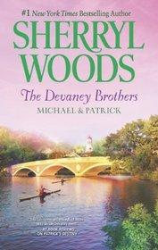 The Devaney Brothers: Michael and Patrick: Michael's Discovery / Patrick's Destiny (Devaneys, Bks 3-4)