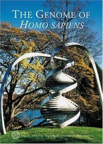 The Genome of Homo Sapiens (Cold Spring Harbor Symposia on Quantitative Biology)