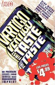 Vertigo: First Taste (DC Comics)