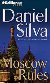 Moscow Rules (Gabriel Allon, Bk 8) (Audio CD) (Abridged)