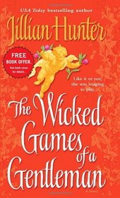 The Wicked Games of a Gentleman (Boscastle Family, Bk 4)