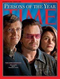 Time - Person of the Year, 2005 Issue