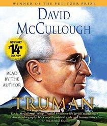 Truman (Audio CD) (Abridged)