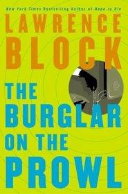 The Burglar on the Prowl (Bernie Rhodenbarr, Bk 10)
