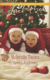 Yuletide Twins (Claremont, Bk 7) (Love Inspired, No 814)