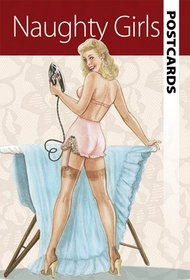 Naughty Girls Postcards (Dover Postcards)