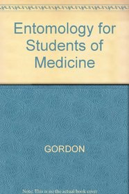 Entomology for Students of Medicine