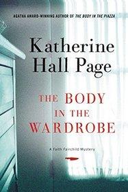 The Body in the Wardrobe (Faith Fairchild, Bk 23)