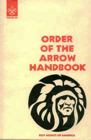 Order of the Arrow Handbook (Diamond Jubilee - 75)