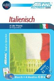 Assimil-Methode. Italienisch in der Praxis. CD MultiMedia-Box