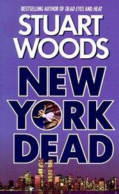 New York Dead (Stone Barrington, Bk 1)