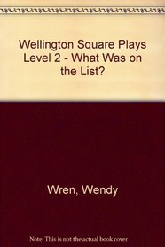 Wellington Square: Plays