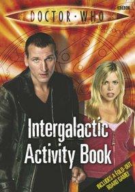 Doctor Who: Intergalactic Activity Book