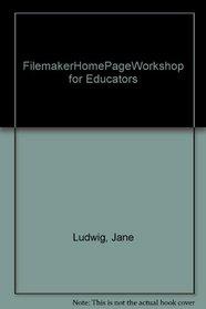 FilemakerHomePageWorkshop for Educators
