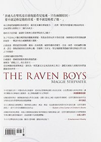 The Raven Boys (Chinese Edition)