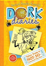 Tales from a Not-So-Talented Pop Star (Dork Diaries, Bk 3)