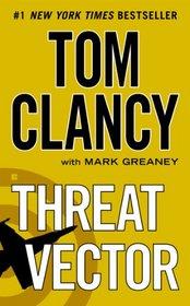 Threat Vector (Jack Ryan Jr, Bk 4)