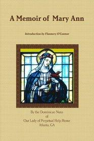 A Memoir of Mary Ann