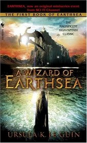 A Wizard of Earthsea  (Earthsea Cycle, Bk 1)