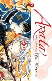 Arata: The Legend, Vol. 12