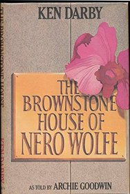 The brownstone house of Nero Wolfe