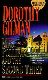 Mrs. Pollifax and the Second Thief (Mrs Pollifax, Bk 10)