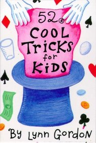 52 Cool Tricks for Kids (52 Deck Series)