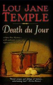 Death Du Jour (Spice Box, Bk 2)