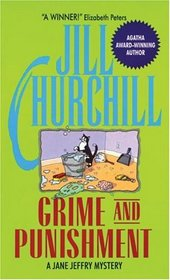 Grime and Punishment (Jane Jeffry, Bk 1)